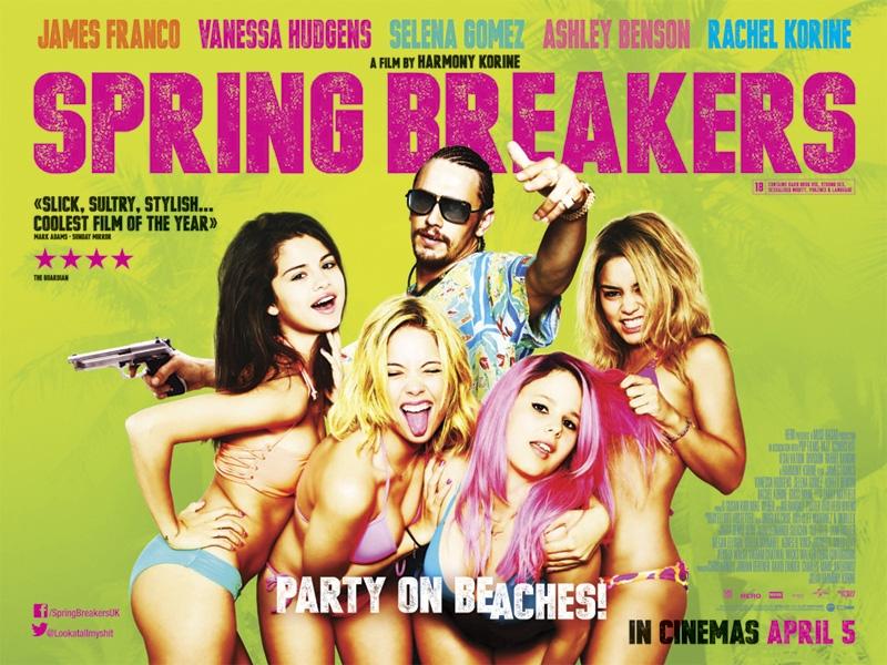 More like Spring Broken, amIright?