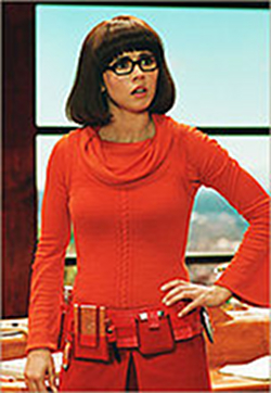 Theatrical Velma in her Rob Liefeld designed outfit.