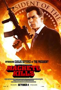 Machete KillsPoster