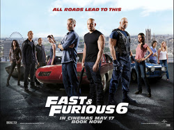 Furious 6! Vin smash!