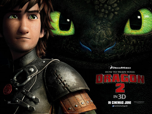 How-To-Train-Your-Dragon-2-Quad-Poster