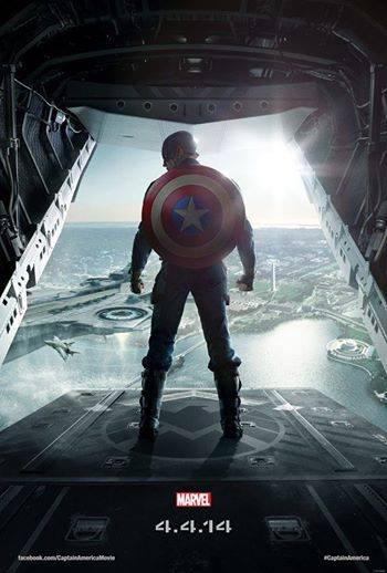 Captain America Winter Soldier Poster